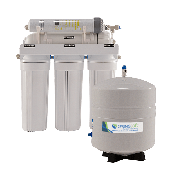 Residential R O Systems Purification Systems Products Springsoft International
